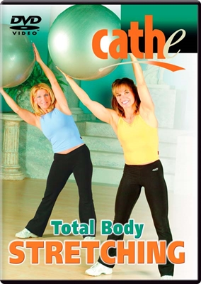 Cathe Friedrich's Total Body Stretching DVD workout video exercise dvd