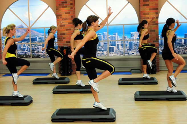 Cardio Step Video: Extreme Step Fitness With Our Step ...