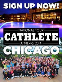 Cathe 2014 Chicago Roadtripr