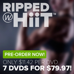 Ripped with HiiT PreOrder