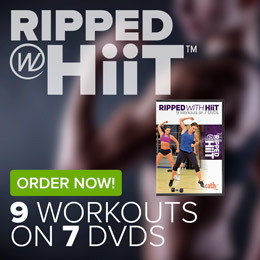 Ripped with HiiT