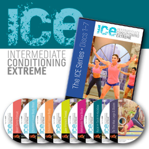 Cathe's ICE Series Workout DVDs